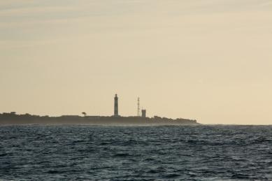 le phare de Chassiron sur Oléron