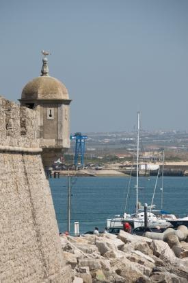 Siminoé au port de Péniche
