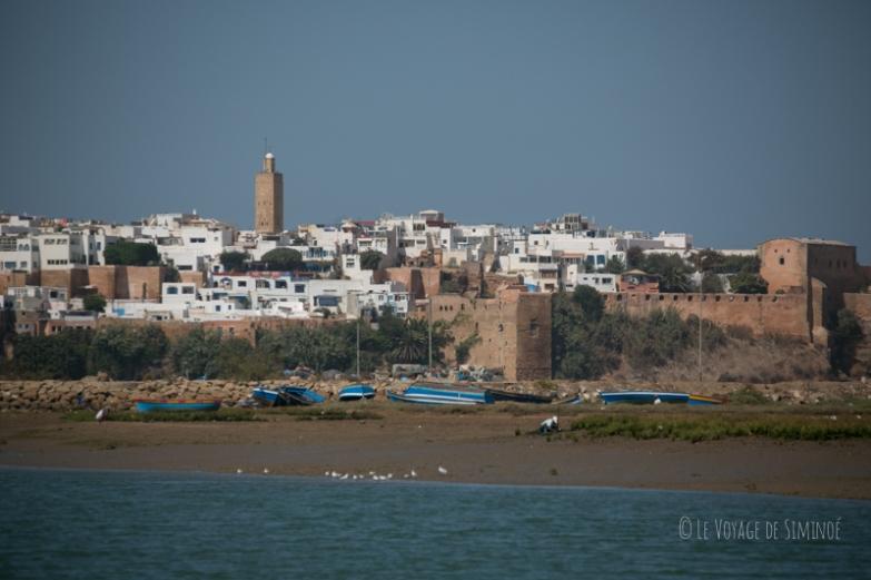 départ de Rabat