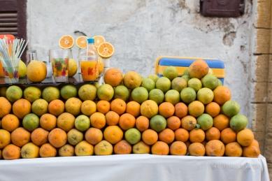 Rabat - stand jus d'orange