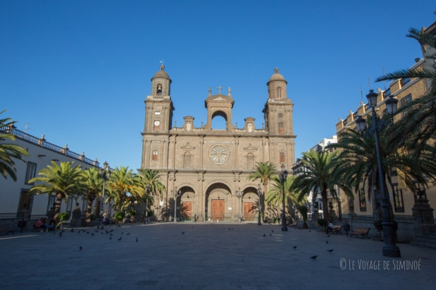 Cathédrale Santa Ana