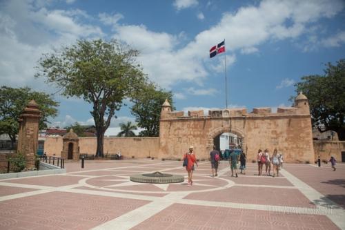 mur d'enceinte de la ville