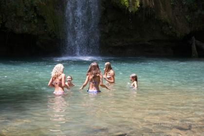 petite cascade El Limon