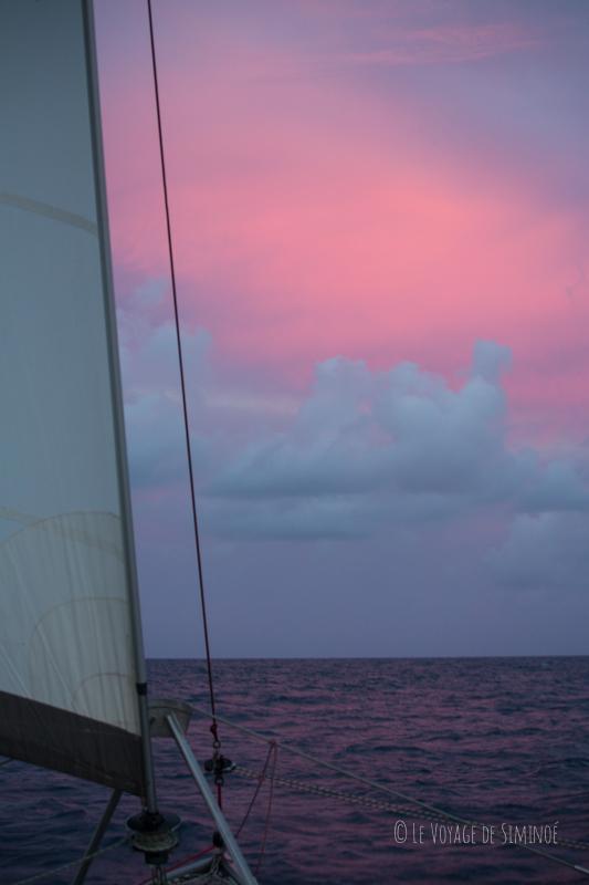 2ème coucher de soleil
