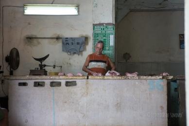 La Havane - la boucherie