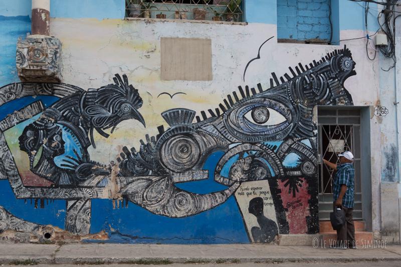 La Havane - callejon de Hammel