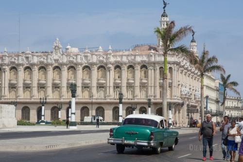 La Havane - le grand théatre
