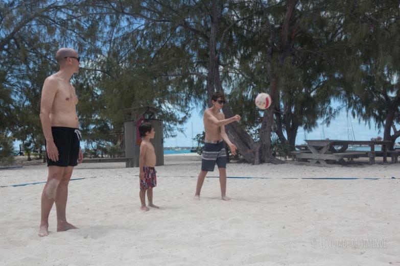 volley ... les garçons