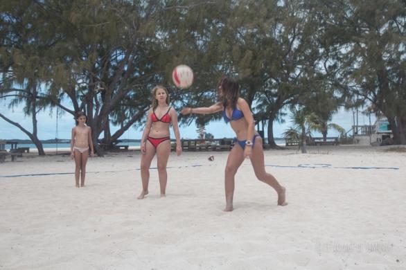 volley ... les filles
