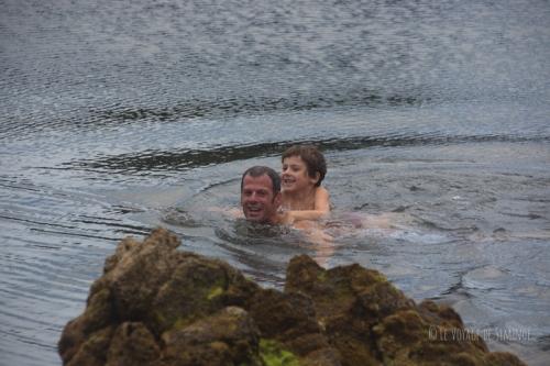 piscines naturelles à Santa Cruz